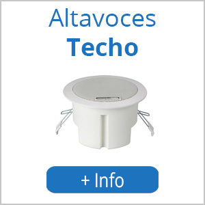 Altavoces techo empotrables bluetooth