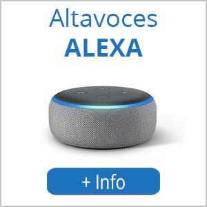 Altavoces inteligentes Alexa Amazon
