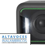 Altavoces Potentes con Bluetooth